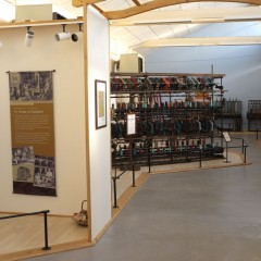 La visite libre du Musée du Tisserand