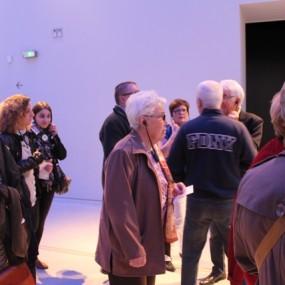 visite du musee
