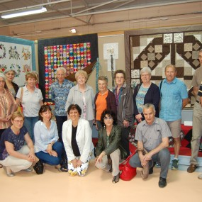 rencontre artistes patchwork